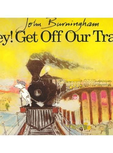 Hey! Get Off Our Train (Dragonfly Books)嗨,下火车吧ISBN9780517882047ISBN9780517882047
