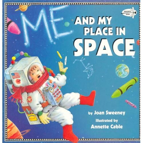 Me and My Place in Space (Dragonfly Books)我在宇宙里的位置ISBN9780517885901ISBN9780517885901