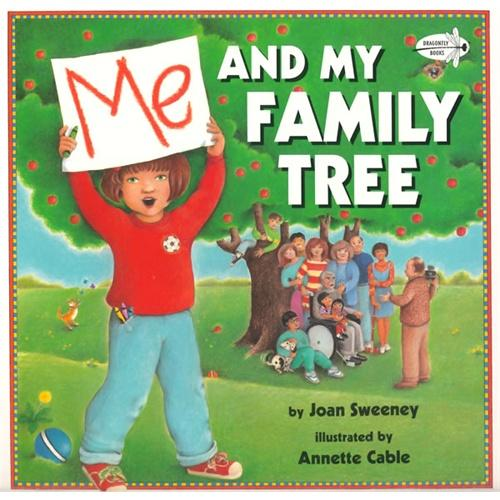 Me and My Family Tree(Dragonfly Books)家庭树ISBN9780517885970ISBN9780517885970