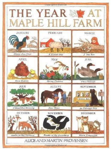 The Year At Maple Hill Farm 枫树山农场的四季ISBN9780689845000