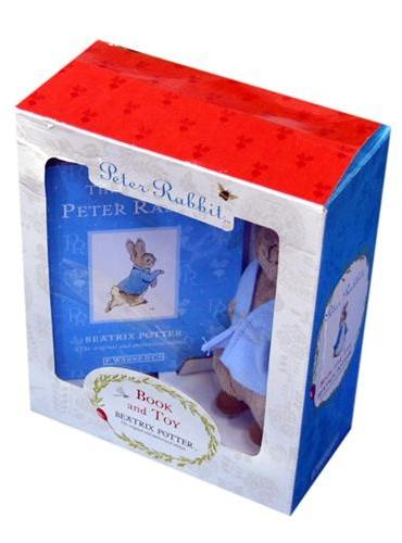 Peter Rabbit (Book and Toy)彼得兔(书+玩具)ISBN9780723268925