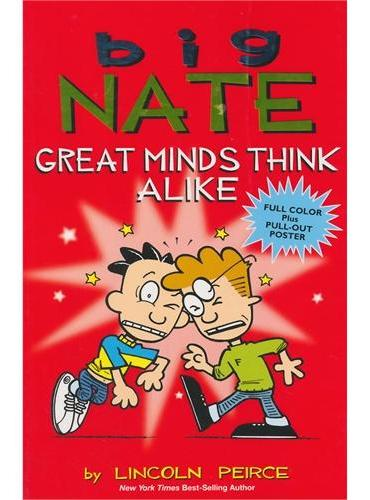 Big Nate:Great Minds Think AlikeISBN9781449436353