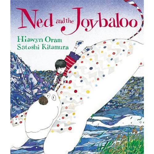 Ned And The Joybaloo纳德和乐宝(《生气的亚瑟》姊妹篇)ISBN9781842706053