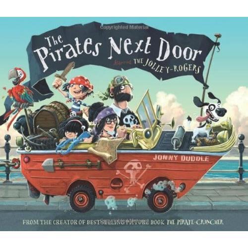 The Pirates Next Door 邻家海盗(平装)ISBN9781848773929