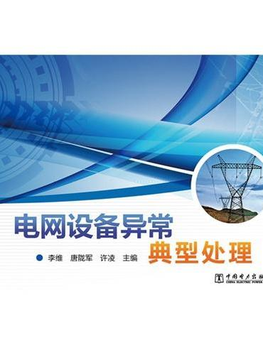 电网设备异常典型处理
