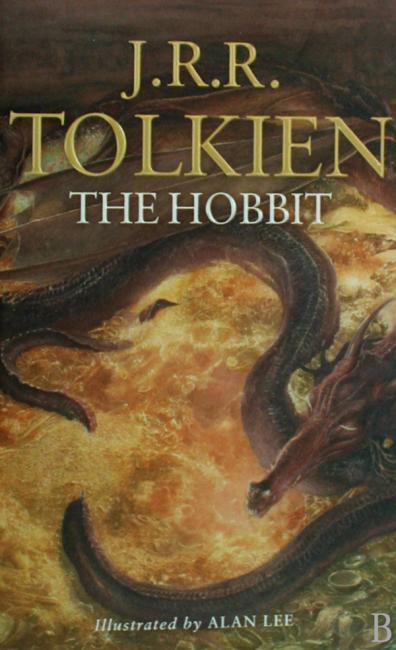 The Hobbit(B format)霍比特人ISBN9780007270613