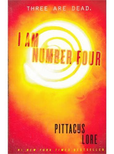 I Am Number Four 关键第四号ISBN9780061969577