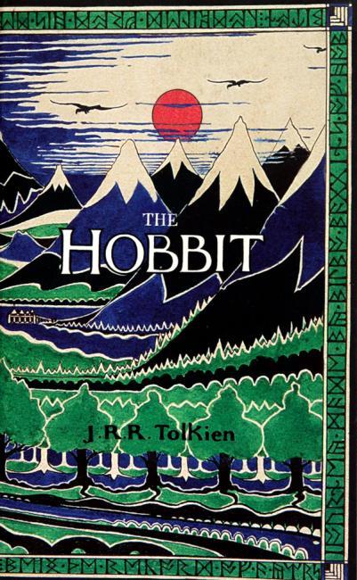 The Hobbit(A format)霍比特人ISBN9780261102217