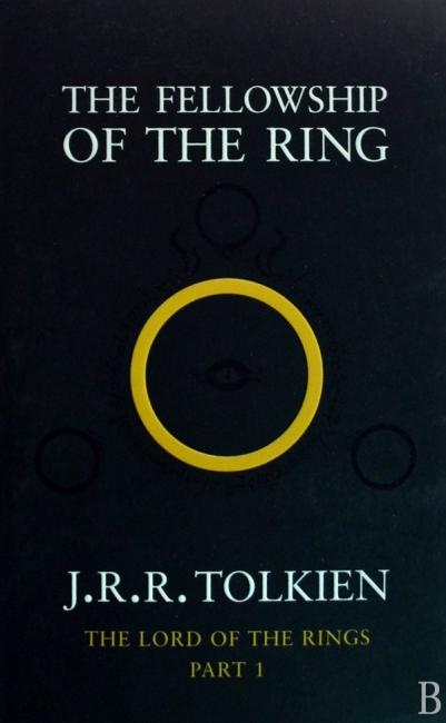 The Fellowship of the Ring (The Lord of the Rings, Book l, A format)指环王:魔戒现身ISBN9780261102354