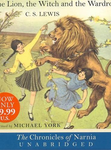 The Lion, the Witch and the Wardrobe CD (The Chronicles of Narnia)纳尼亚传奇:狮子、女巫和魔衣柜 CD音频ISBN9780062314598