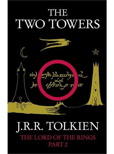 The Lord Of The Rings # 2: The Two Towers (B format)指环王:双塔奇兵ISBN9780261103580
