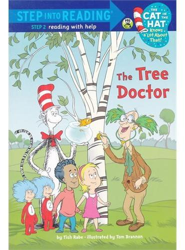 The Tree Doctor (Dr. Seuss/Cat in the Hat) (Step into Reading2)三个医生