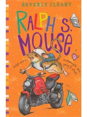 Raplh S. Mouse 老鼠拉尔夫(哥伦比亚大学推荐童书,阅读级别O)ISBN9780380709571