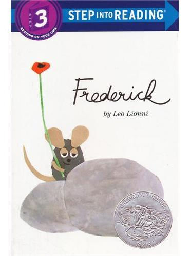 Frederick (Step Into Reading, Step 3)田鼠阿佛(凯迪克银奖作品)