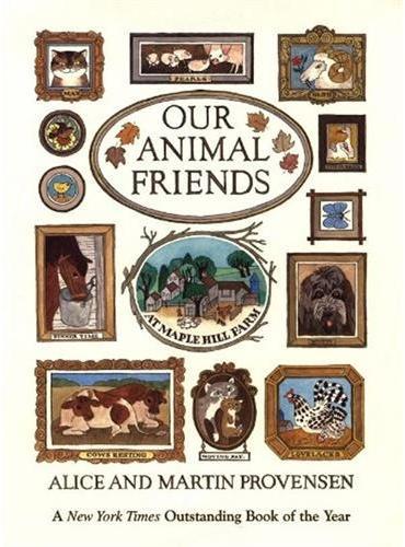 Our Animal Friends at Maple Hill Farm枫树山农场的动物朋友ISBN9780689844997