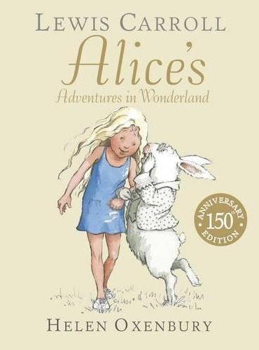 Alice's Adventures in Wonderland爱丽丝漫游奇境(本书荣获凯特格林纳威奖,《我们要去捉狗熊》同一插图作者)ISBN9781406360431
