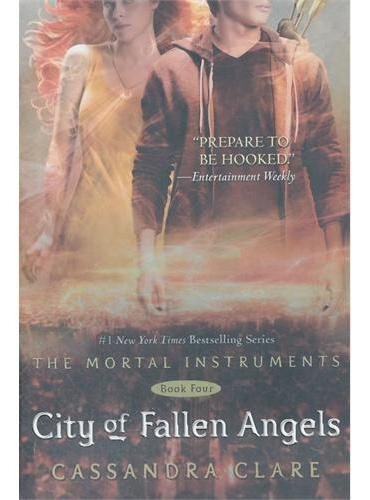 The Mortal Instruments:City of Fallen Angels 堕落天使之城 ISBN 9781442403543ISBN9781442403550
