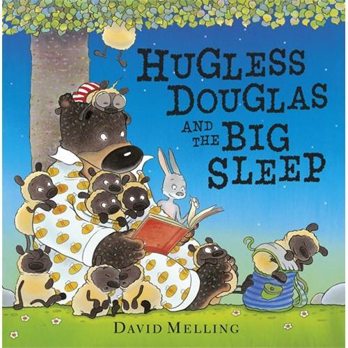 Hugless Douglas and the Big Sleep[Paperback]道格拉斯上哪儿啦?ISBN9781444901498