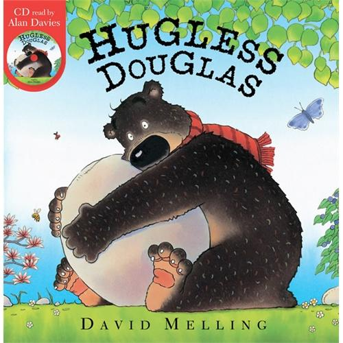 Hugless,Douglas[Book+CD]道格拉斯要抱抱ISBN9781444913286