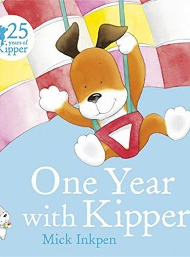 One Year with Kipper 小狗皮卡的一年 ISBN9781444918205