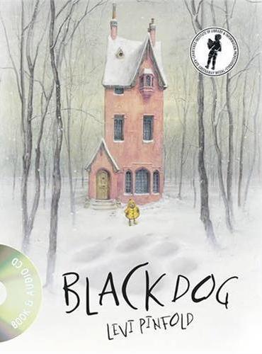 Black Dog(Book+CD)大黑狗(荣获凯特格林纳威大奖,书+CD)ISBN9781783700400
