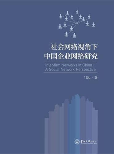社会网络视角下中国企业网络研究
