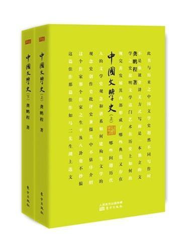 中国文学史(上、下册)