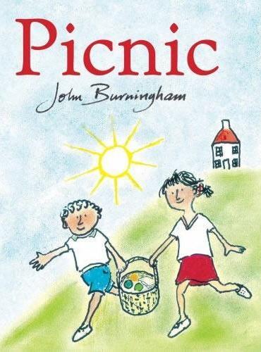 Picnic野餐(柏林罕绘本)ISBN9781849417990