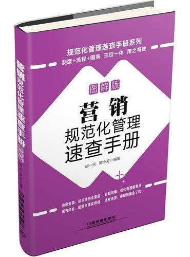 营销规范化管理速查手册(图解版)(含盘)