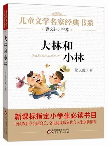 《大林和小林》儿童文学名家经典书系