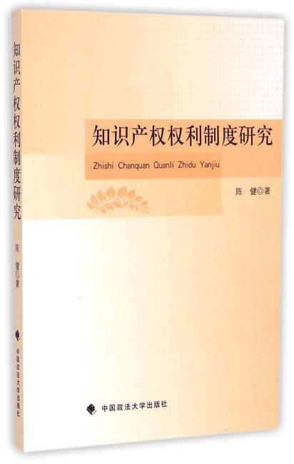 知识产权权利制度研究