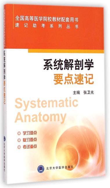 系统解剖学要点速记