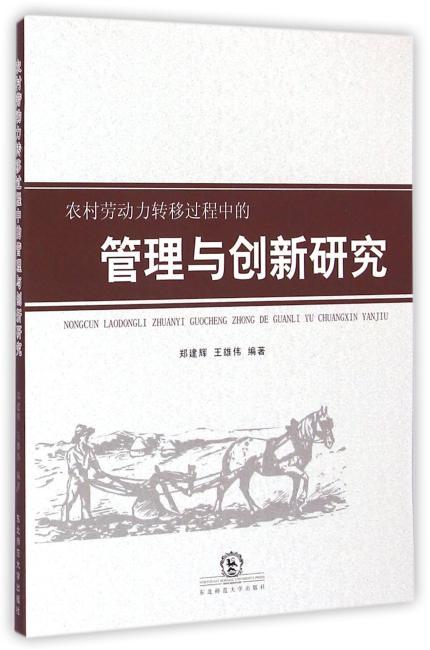 农村劳动力转移过程中的管理与创新研究