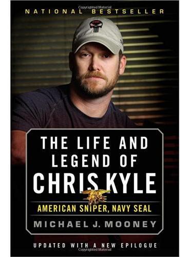 The Life and Legend of Chris Kyle《克里斯·凯尔的生活和传奇》前美国海军海豹部队士兵,曾派驻伊拉克10年,期间曾射杀255名敌军,美军史上狙击人数记录最高者!电影《美国狙击手》原型人物