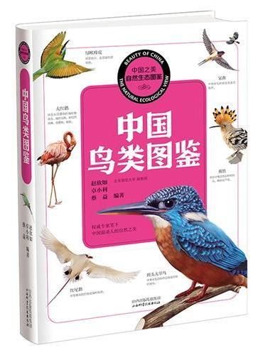 中国之美 自然生态图鉴 中国鸟类图鉴