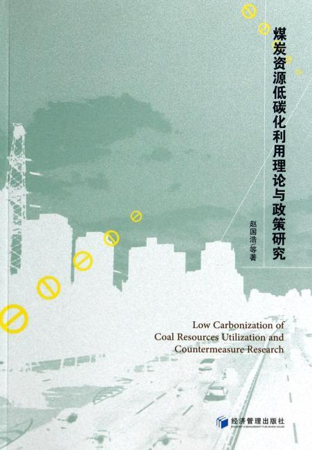 煤炭资源低碳化利用理论与政策研究
