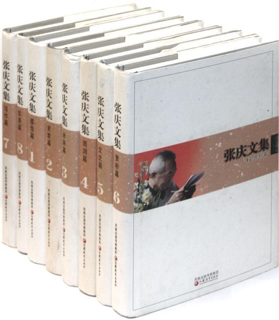 张庆文集 卷一 感悟篇