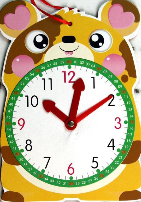时间启蒙4——小仓鼠