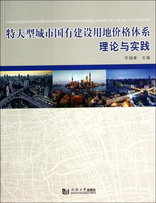 特大型城市国有建设用地价格体系理论与实践
