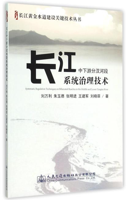 长江中下游分汊河段系统治理技术