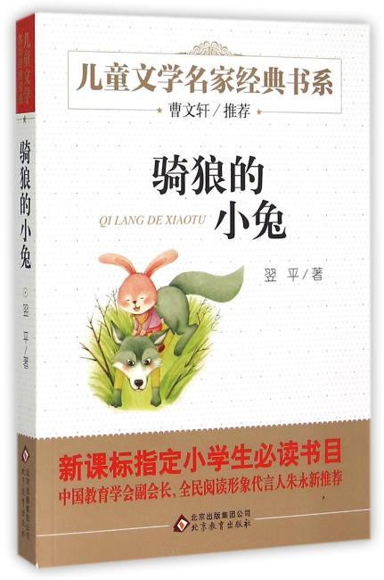 《骑狼的小兔》儿童文学名家经典书系