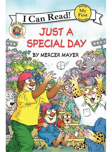 Little Critter: Just a Special Day (My First I Can Read)小怪物特别的一天ISBN9780061478178