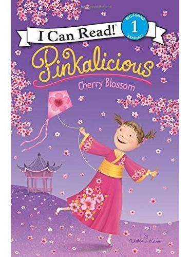 Pinkalicious: Cherry Blossom (I Can Read Level 1)粉红女孩樱桃树开花了ISBN9780062245946