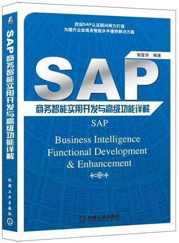 SAP商务智能实用开发与高级功能详解