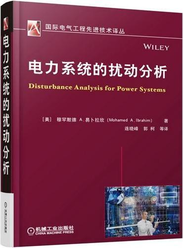 电力系统的扰动分析