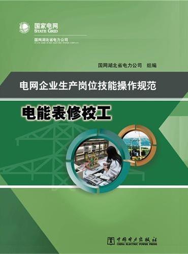 电网企业生产岗位技能操作规范 电能表修校工
