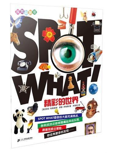 SPOT WHAT 视觉益智书  精彩的世界