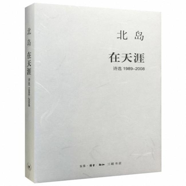 北岛集  在天涯:诗选1989-2008