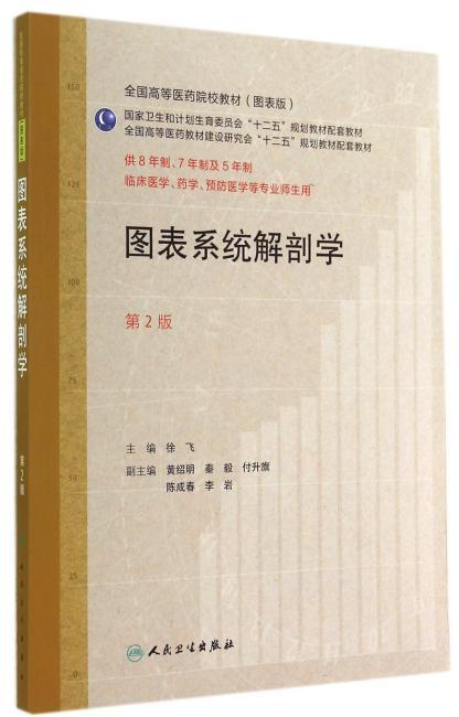图表系统解剖学(第2版)