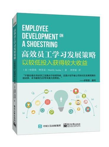 高效员工学习发展策略:以较低投入获得较大收益